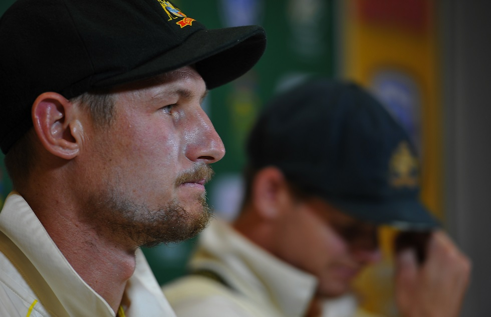 Bancroft fails on return after ban