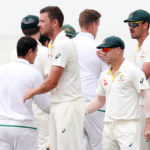 Warner, De Kock charged