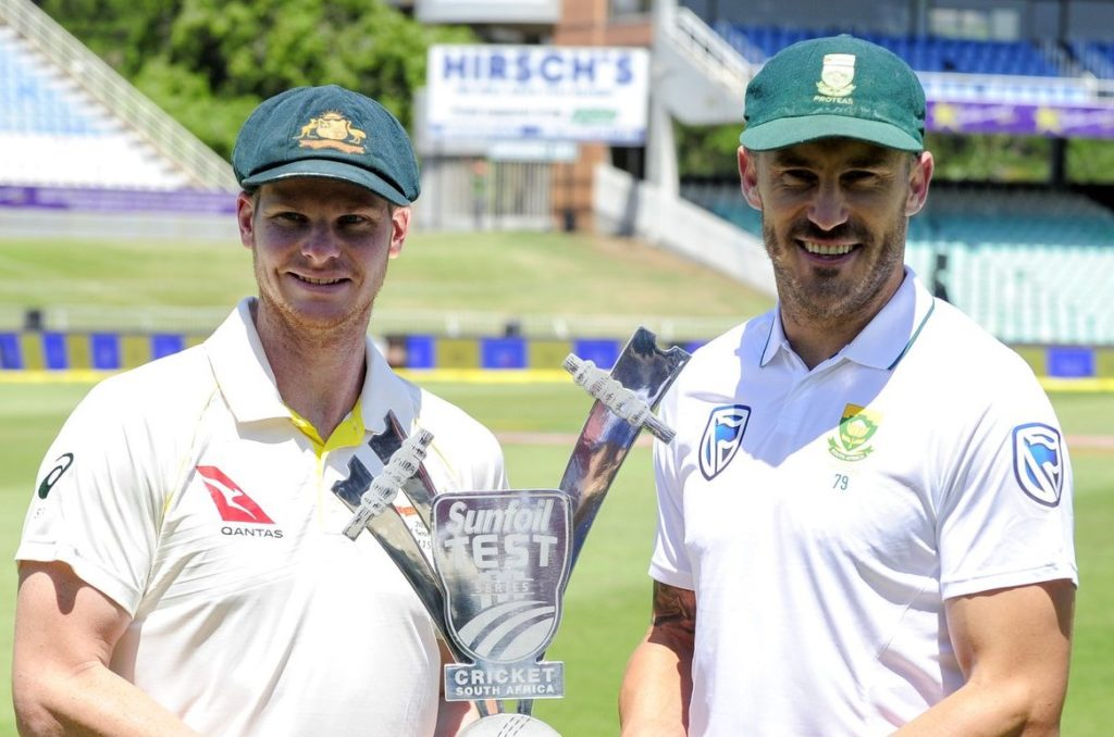 Bad light stops play in Durban