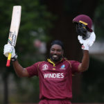 Gayle joins elite club