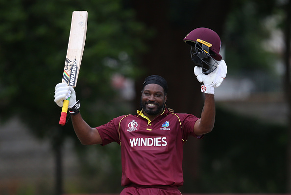 Gayle returns to Windies for ODI series against England