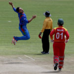 Zimbabwe beat Afghanistan in thriller