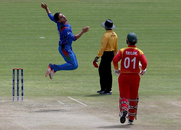 Zimbabwe beat Afghanistan in thriller