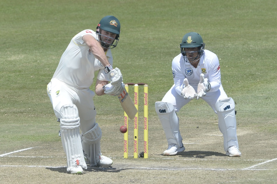 Proteas show some fight