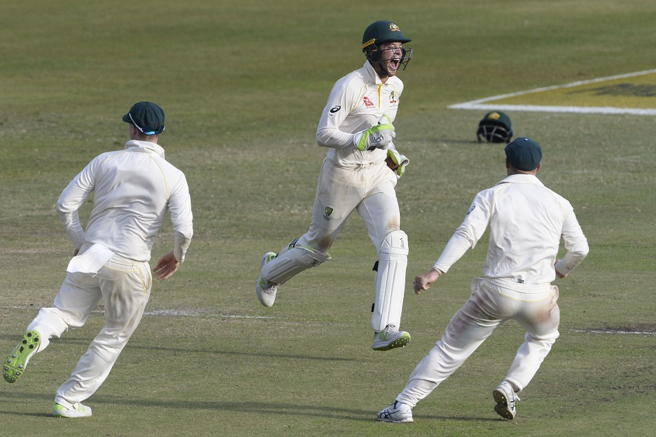 Proteas' fire extinguished