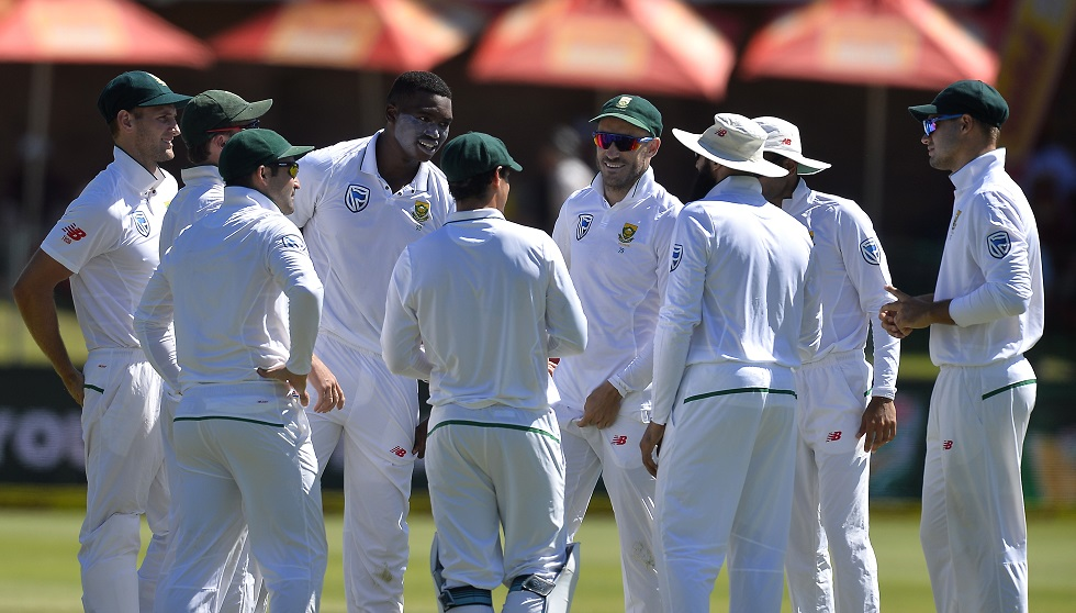 Two Proteas test positive for Covid-19