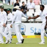 Rabada dismisses Hazlewood