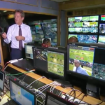 Watch: Behind the broadcast