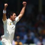 Starc too good for SA