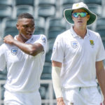 Faf: Morkel could replace Ngidi