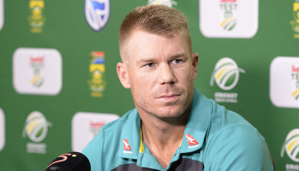 Warner available for PE Test