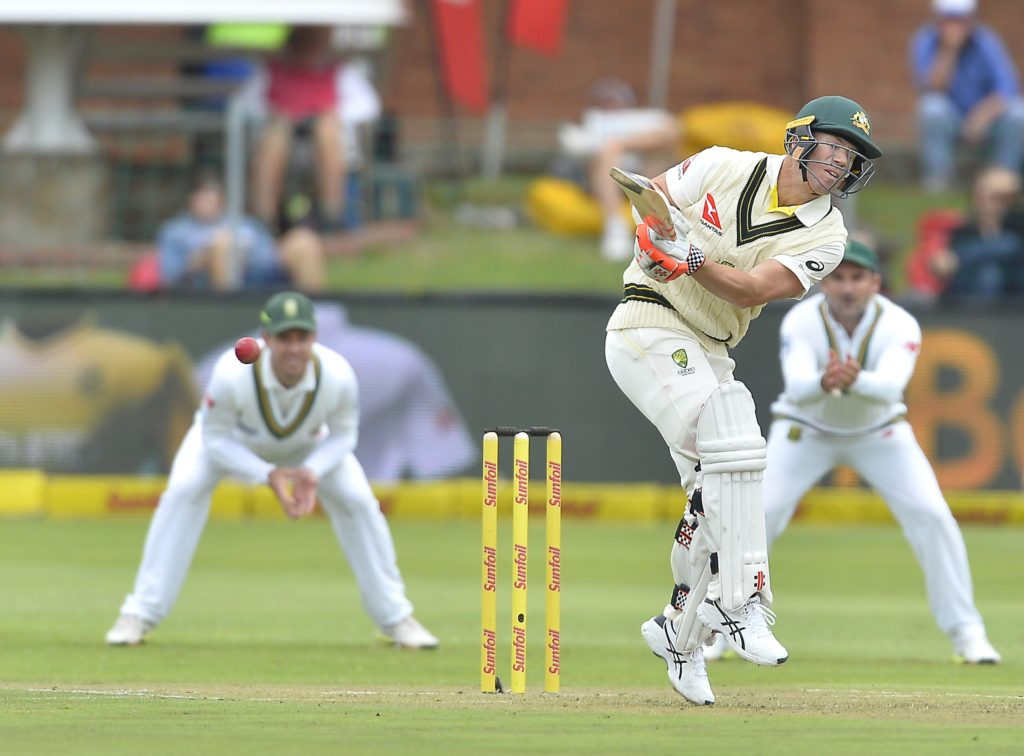 Aussies make solid start in PE