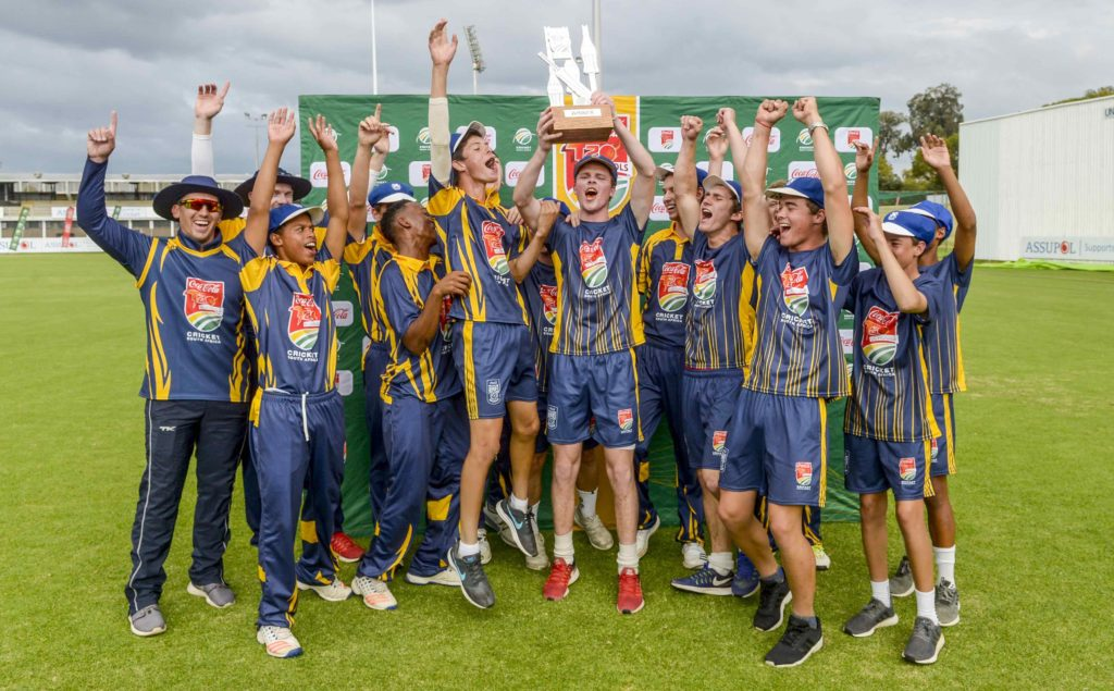 St Andrew's beat Hilton in T20 final