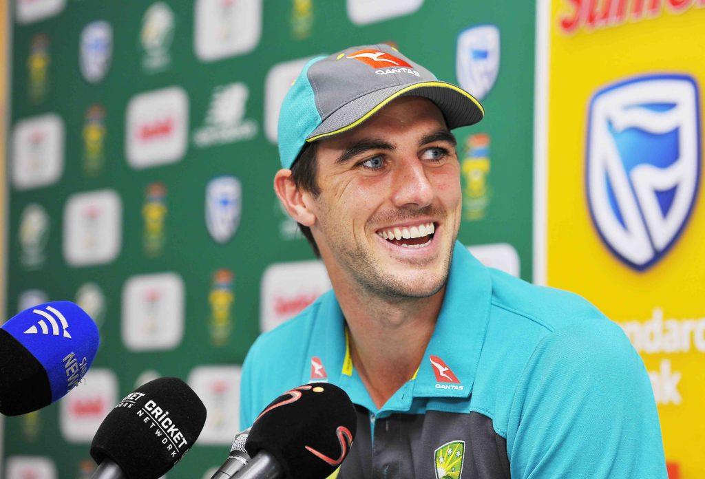 Clarke backs Cummins as future Aussie captain
