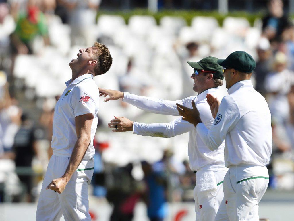 Morne leads SA to big win
