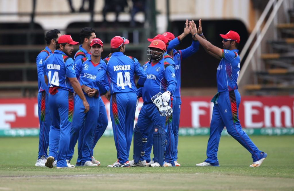 Afghanistan in World Cup