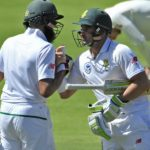 High praise for Amla, Elgar's stand