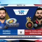 Highlights: MI vs RCB