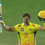 Watson ton lights up Pune