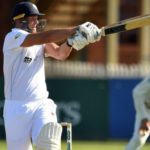 Viljoen shows batting prowess