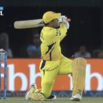 Dhoni destruction