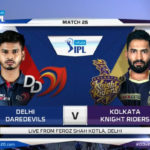 HIGHLIGHTS: DD vs KKR