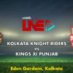 PREVIEW: KKR vs KXIP