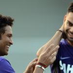 Tendulkar pens tribute to Kohli