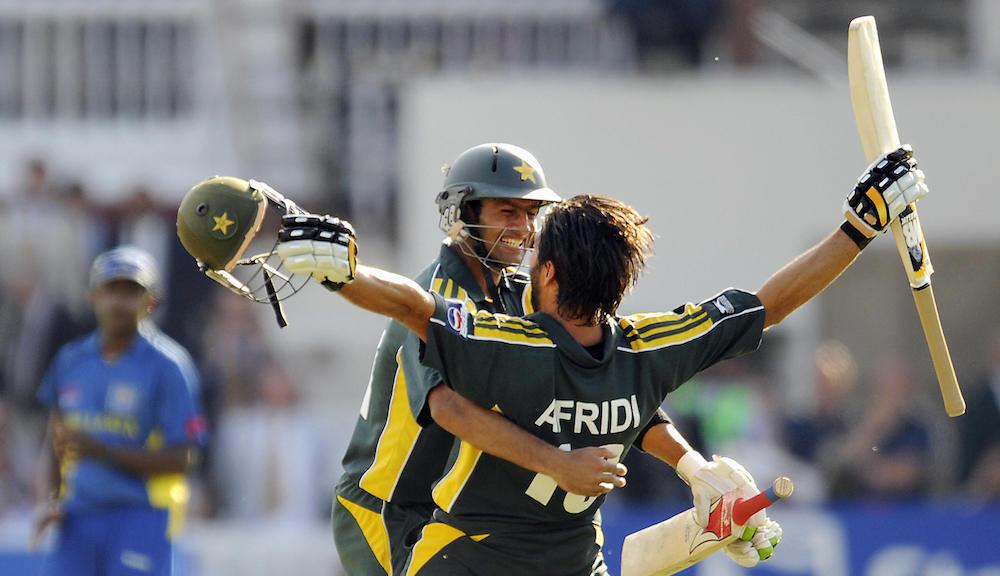 Afridi, Malik in World XI for Lord's clash