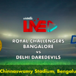 PREVIEW: RCB vs DD