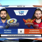 HIGHLIGHTS: MI vs SRH