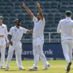 Philander's 200th wicket