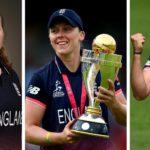Wisden honours three women