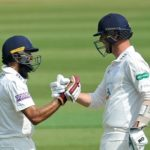 Amla's fifty bolsters Hants