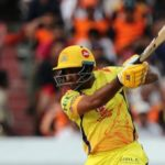 Rayudu's charge rescues Chennai