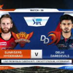 HIGHLIGHTS: SRH vs DD