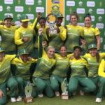 Proteas Women clinch T20 series whitewash