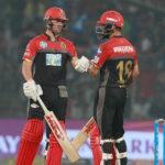 Kohli: An honour to bat with AB