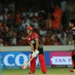 RCB choke as SRH prevail
