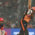 Sunrisers put Pant ton in the shade