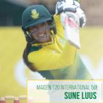 Luus, Van Niekerk set up series-clinching win