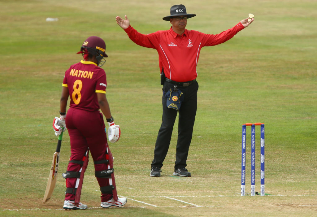 Shaun George promoted to ICC's Emerging Panel of umpires