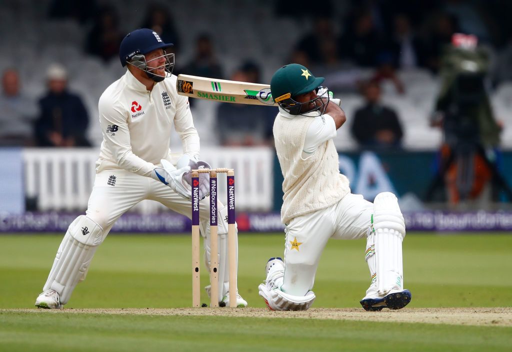 Pakistan pile on the pressure at Lord's