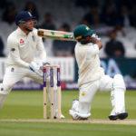Pakistan and England