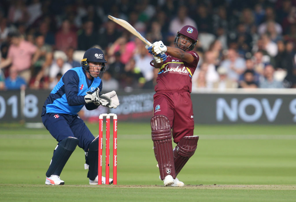 West Indies crush Afridi's World XI at Lord's