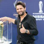 Afridi to skipper ICC World XI at Lord's