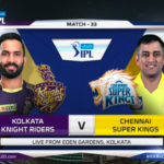 HIGHLIGHTS: KKR vs CSK