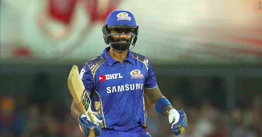 Yadav keeps MI's playoff hopes alive