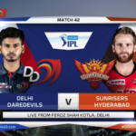 HIGHLIGHTS: DD vs SRH