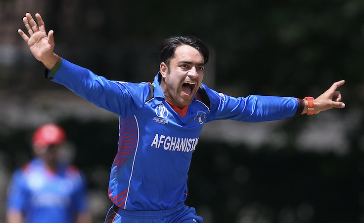 Rashid Khan to lead spin attack in Afghan Test debut